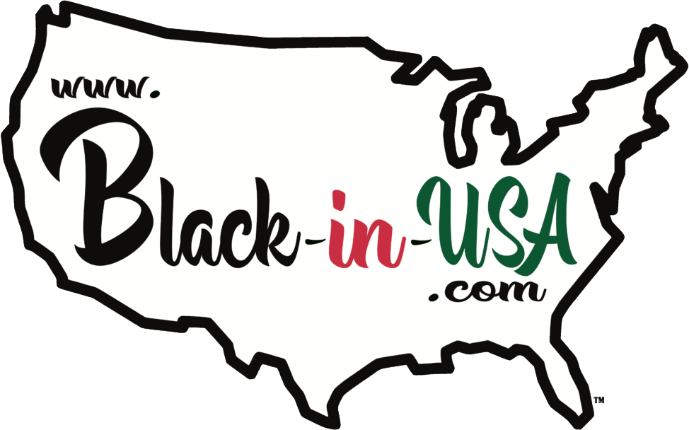 Black In USA logo