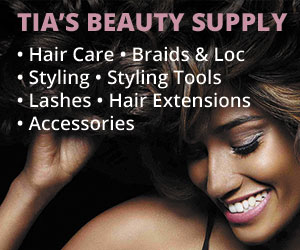Tia's Beauty Supply banner
