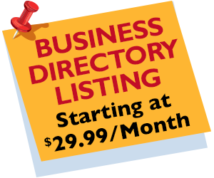 Business Directory Listing - Starting at $29.99/Month