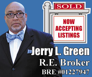 Jerry L. Green, R.E. Broker banner