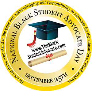 National Black Student Advocate Day banner