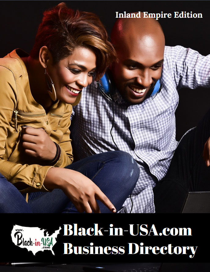 Black-in-USA.com Business Directory - Inland Empire Edition - October 2020